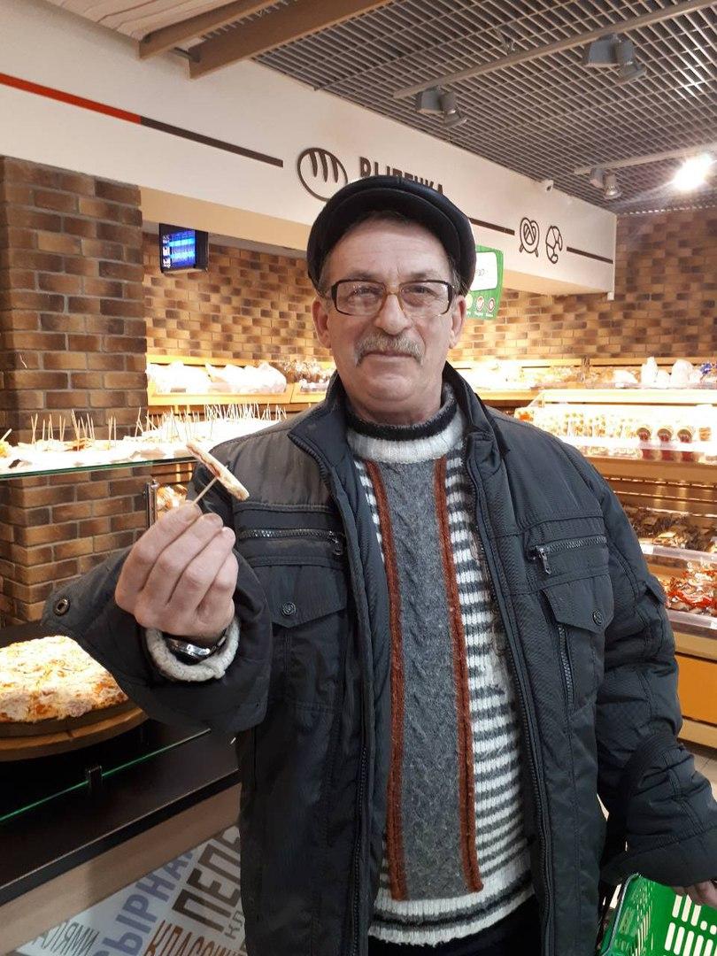 """Продажа пиццы собственного производства в """"Гулливере"""" в городе Вольск"""