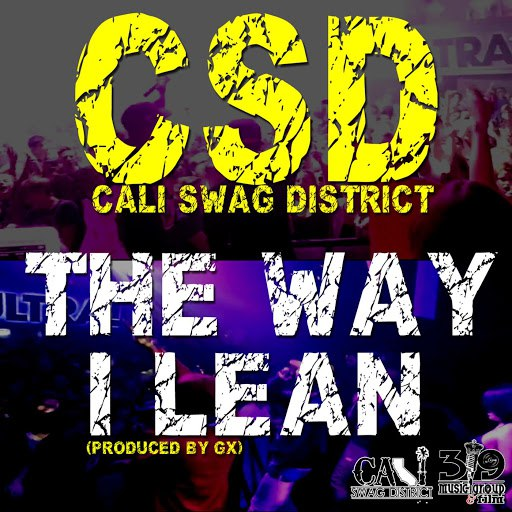 Cali Swag District альбом The Way I Lean