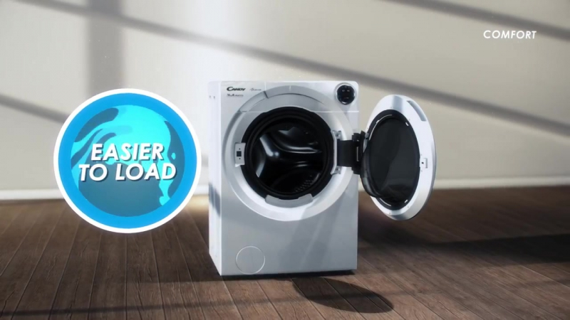 Candy Bianca Intuitive Washing has a new model English