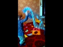 мои милые, любимые детки играют в развивающие игру