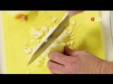 Как нарезать лук кубиком мастер-класс от шеф-повара _ Илья Лазерсон _ Полезные с