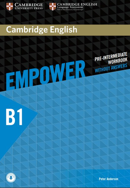 Cambridge English Empower Vk - gaurani almightywind info