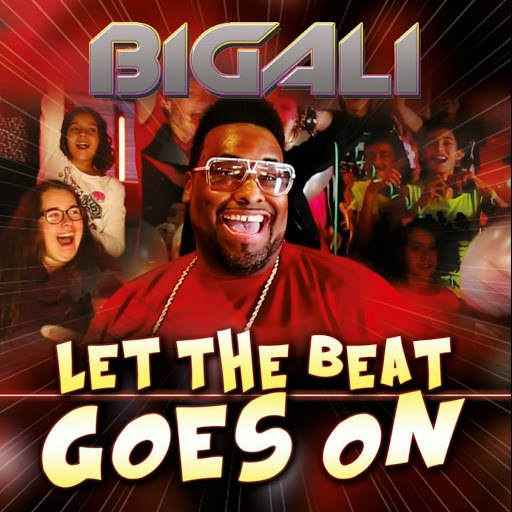 Big Ali альбом Let the Beat Goes On