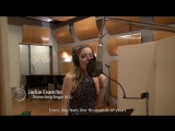 Jackie Evancho recording
