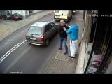 After Multiple Incidents Vandal Receives Karmic Retribution