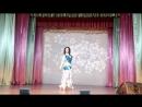 Dementyeva Tatyana судья конкурса восточного танца Баст г Вельск