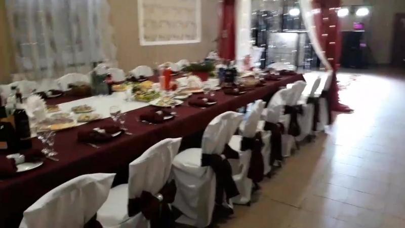 марсаловая свадьба Екатерины и Дмитрия