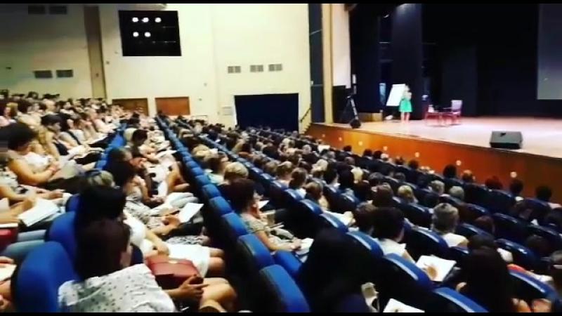 Мои прекрасные организаторы! Мои Чудо-Женщины! 💐💐💐 Это все Ваш труд Более 600 педагогов в БУДНИЙ рабочий день! 🤗🤗🤗 С