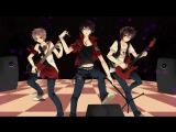 Nakamura Yuuichi,  Taniyama Kishou,  Yusa Kouji – Out of control (rus sub)