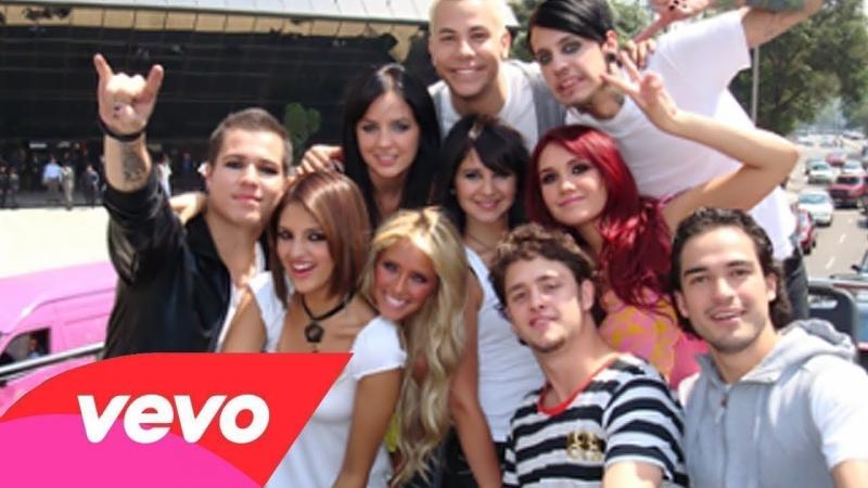 RBD Estar Bien ft Kudai Lola Official Video