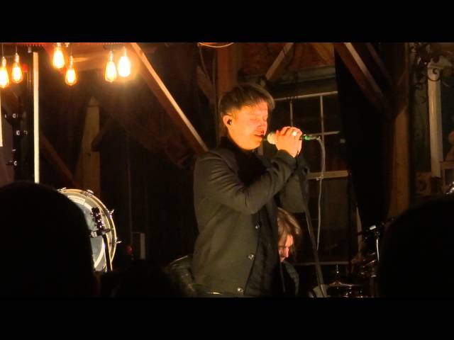 Nothing But Thieves - Lover Please Stay - Live Acoustic - Common Grounds - Waco TX 2-26-16