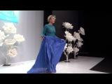 Певица Сара Окс выступает на Moscow Fashion Week, песня My Sis, my Bro. Альбом Pulsar