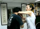 Wing Chun Gor Sau. Lulu. 21May09'.a