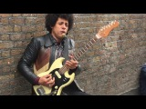 Motorhead, Ace of Spades (cover by Lewis Floyd Henry) - busking in the streets of London, UK