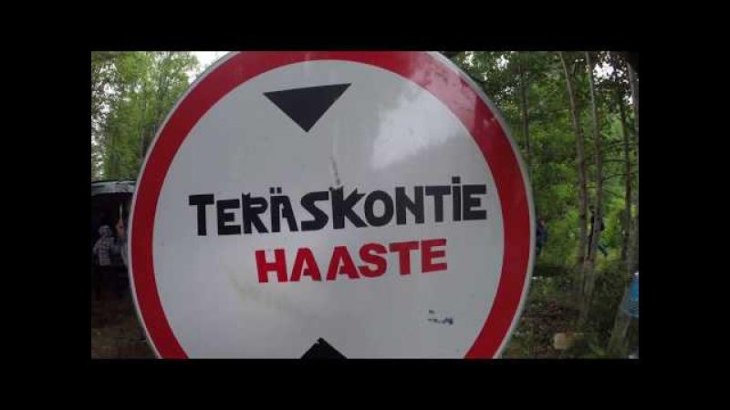 Teräskontie Haaste 2017 | Мой третий забег)