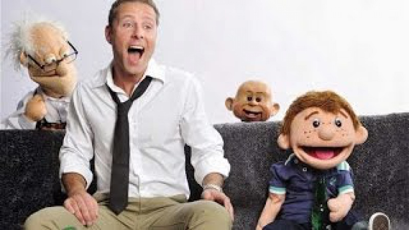 The winner of America's Got Talent 2015    Paul Zerdin    ventriloquist    Laugh Nation