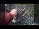 Веерная копалка для минитрактора