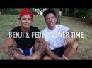 Benji Fede Answer time rispondiamo alle vostre domande 😜❤