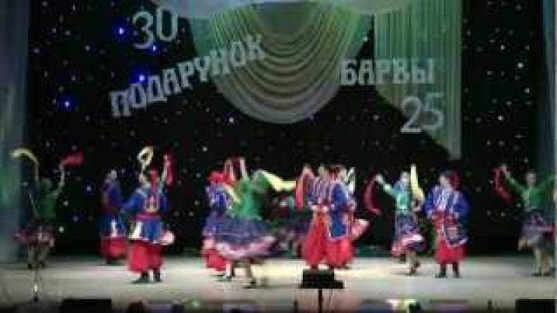 Molodychka Молодычка танец кубанских казаков