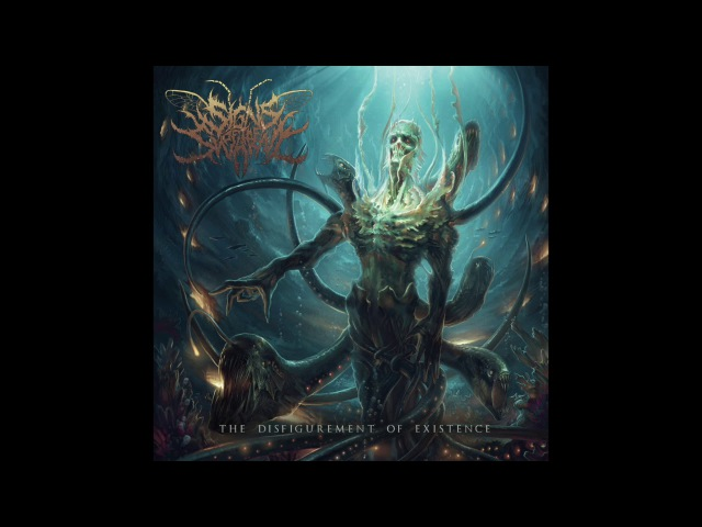 Signs of the Swarm The Disfigurement of Existence Full Album