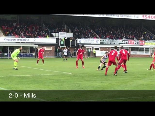 GoPro Goals Plus: Hereford FC 3-0 Kings Langley FC