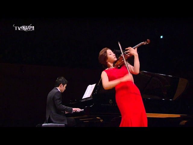[바이올리니스트 신지아 Zia Shin] 생상스 서주와 론도 카프리치오소 a단조 Op 28
