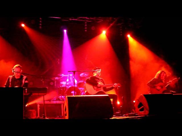 Глеб Самойлоff The Matrixx - Мы под огнём (Екатеринбург, Teleclub, 25 ноября 2012)