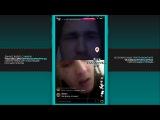 Zloi Negr и Kizaru о ситуации с Face, пытается пройти в гримёрку к Face (11.11.2017)