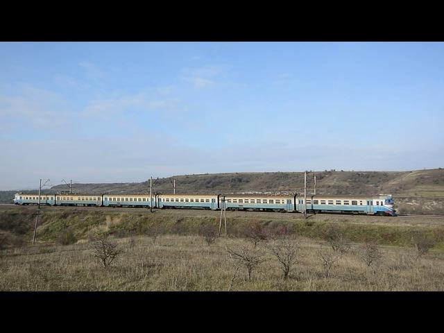 ЕР9П-329/194 сполученням №6040 Львів - Тернопіль