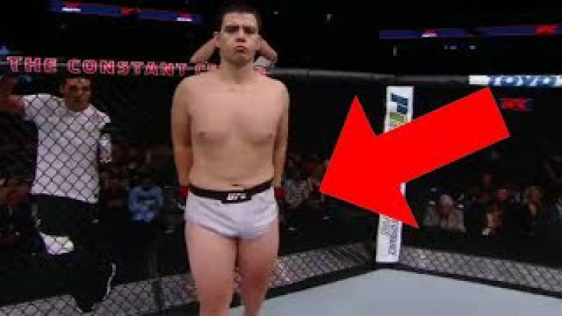 WTF Moments in MMA and Boxing