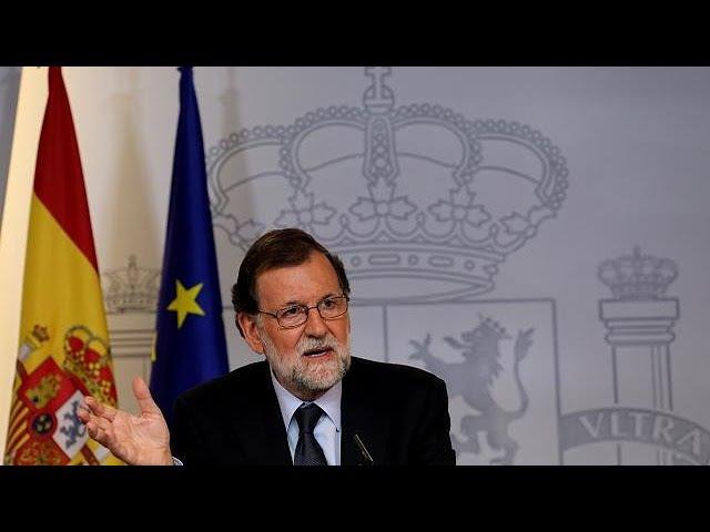 Мариано Рахой: Ответ терроризму - в единстве