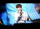 171119 KimSungKyu 1st fanmeetin in Taiwan 성규 대만 팬미팅