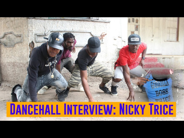 Dancehall Interview: Nicky Trice (Rifical Team) (Vost-FR)