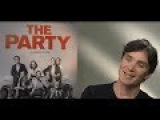Cillian Murphy on playing a City banker in new film The Party