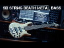 Six String Death Metal Bass CORT A6