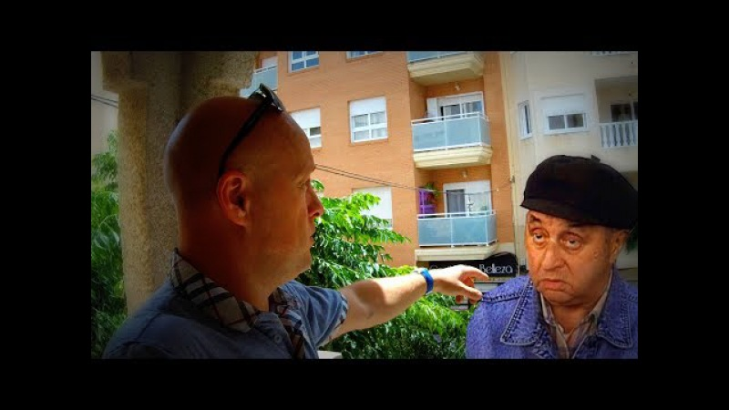 От трущоб до вилл - честно о недвижимости в Испании. Часть 1 [4k Ultra HD]