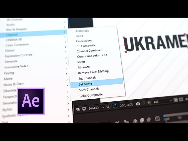 Tip 059 – How To Use Multiple Layers as Masks on a Single Layer in After Effects