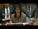 UN: DPRK's regime 'will be utterly destroyed' - UN envoy Haley