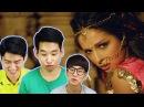 "Реакция корейцев на клип ""NYUSHA НЮША Где ты, там я"" Корейские парни"