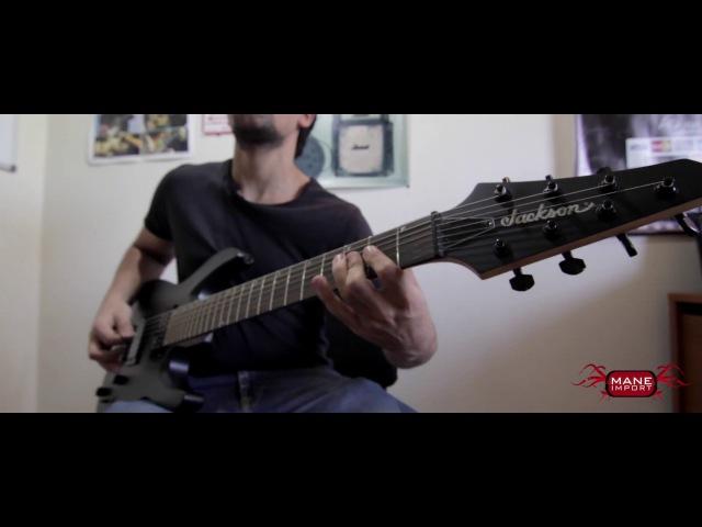 Maneimport Review: Jackson JS22 DKA 7 cuerdas