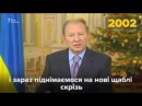 Універсальний шаблон із президентських привітань за минулі роки :-) З Новим роком!
