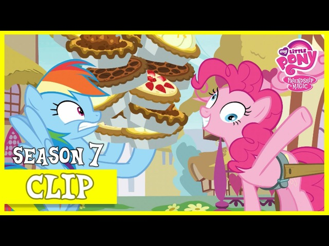 "MLP: FiM – Pinkie's Operation: Pie of Lies ""Secrets and Pies"" [HD]"