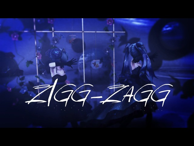 【MMD|Model DL】【Model Test】ZIGG-ZAGG