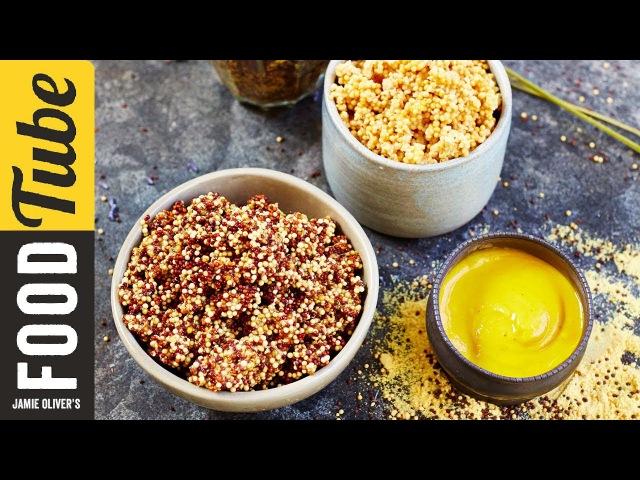 How To Make Mustard | Oktoberfest | Maddie - Jamie's Food Team