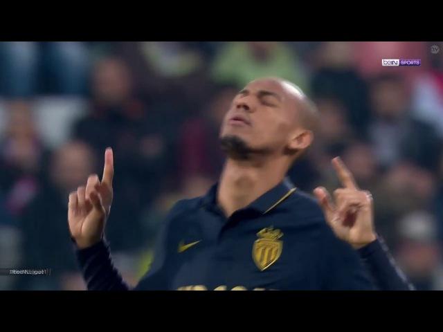 Nancy vs Monaco ( Full Match ) 06/05/17 - Ligue 1 - 2016/2017
