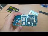 Samsung Ace 4 Neo SM G318H. Как разобрать. Замена дисплея, тачскрина