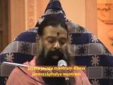 Nikhila Nilaya Mantram sung by Sri Ganapati Sachchidananda Swamiji