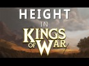 How HEIGHT works in Kings of War