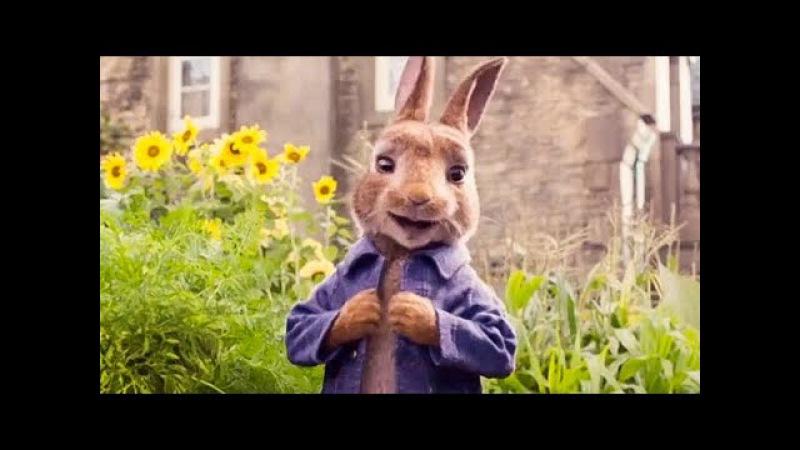 PETER RABBIT Trailer 1 (2018) Margot Robbie, James Corden Animation HD