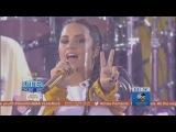Demi Lovato & Jax Jones - Instruction (Live on Good Morning America) - August 18
